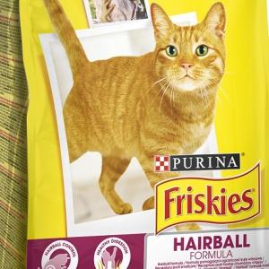 Nowa karma dla kotów od marki Friskies