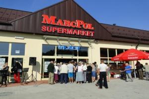 Pod szyldem Marcpolu ciągle działa 7 sklepów. Na początku roku było ich 60
