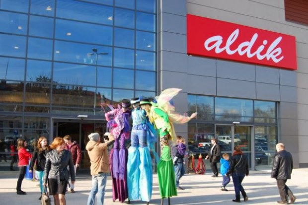 Właściciel Aldika przejmuje 12 sklepów niemieckiej sieci