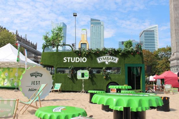 Mobilne studio wypromuje markę Tymbark