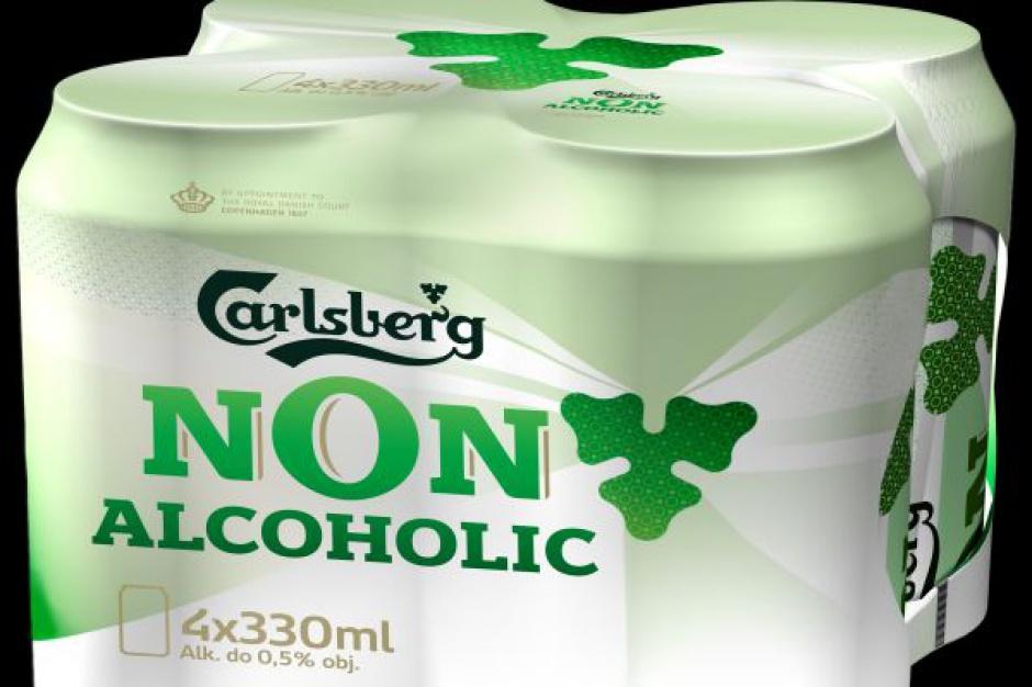 Carlsberg Non Alcoholic dostępne teraz w sklepach detalicznych