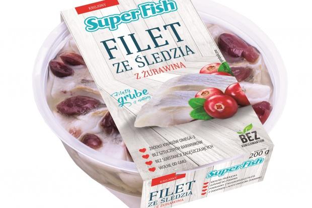 Graal przeprowadza rebranding marki SuperFish