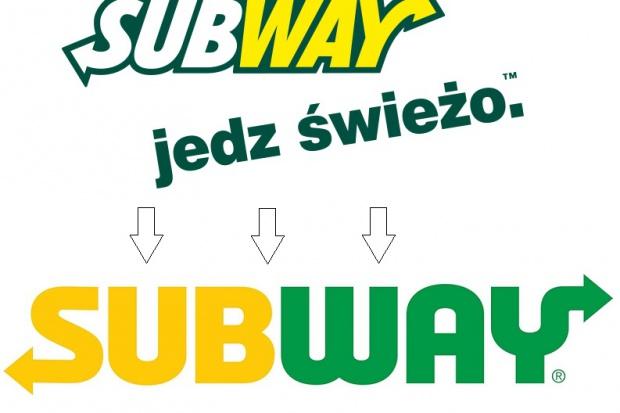 Subway z nowym logo od 2017 roku