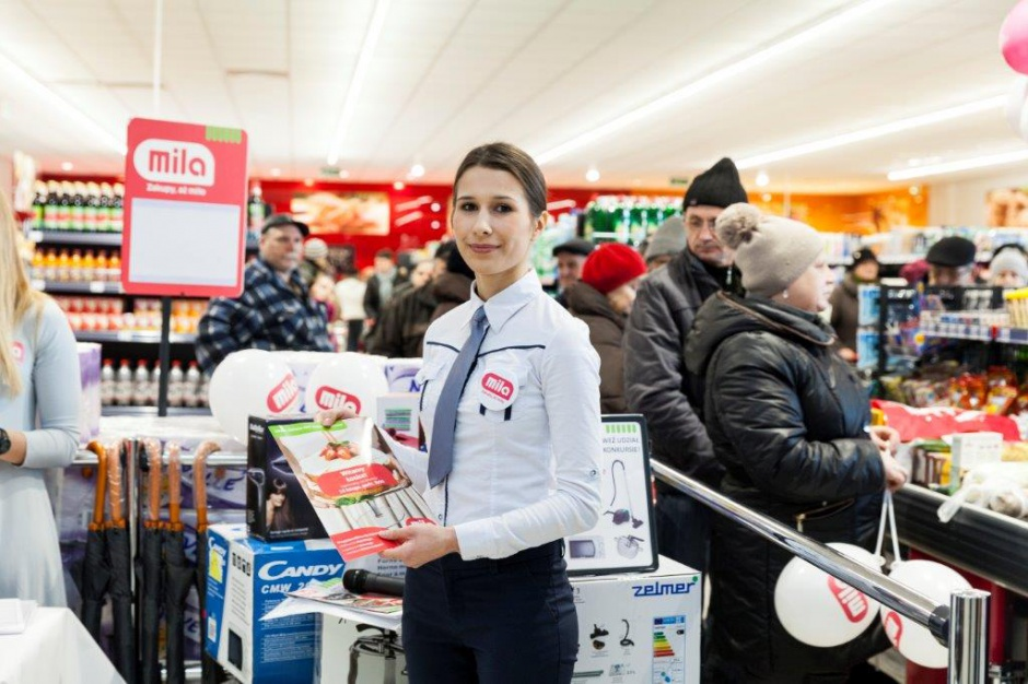 Mila zwiększyła sprzedaż LfL o 3,61 proc., sieć stawia na produkty świeże