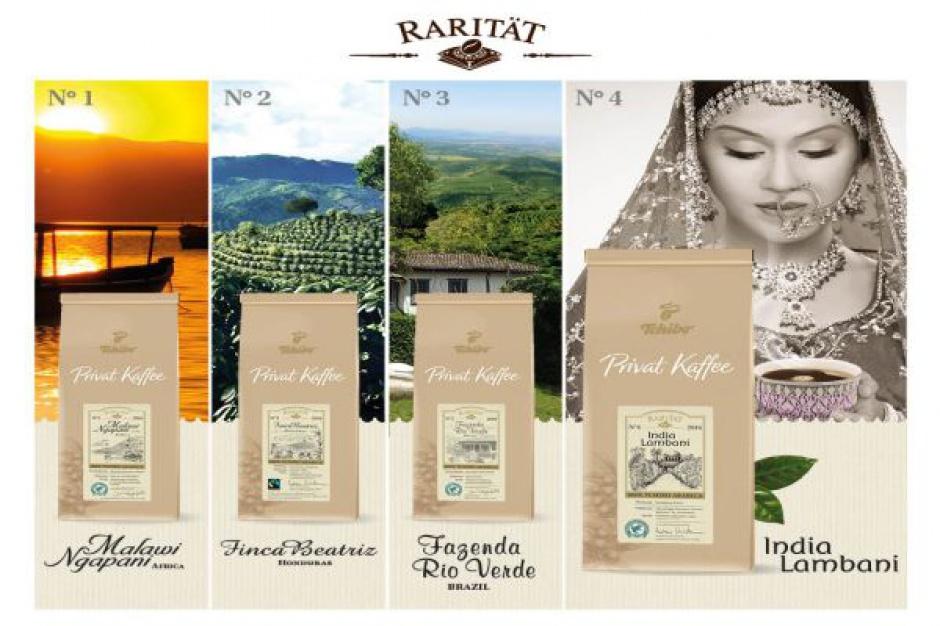 Limitowana edycja kawy z indyjskich plantacji w sklepach Tchibo