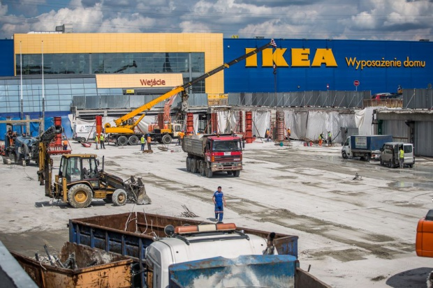 IKEA na Google Maps. Sieć ułatwi kierowcom poruszanie się po parkingu