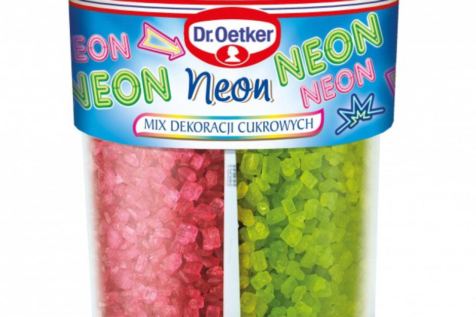 Nowe słodkie ozdoby od Dr. Oetkera