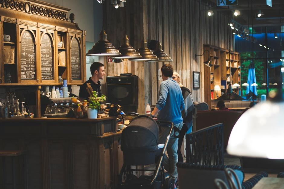 W stylu Green Caffè Nero - kolekcja mebli dla miłośników designu sieci kawiarni
