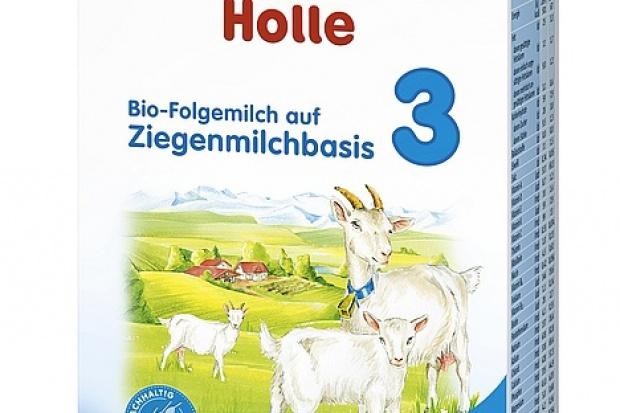 Ekologiczne mleko następne 3 marki Holle