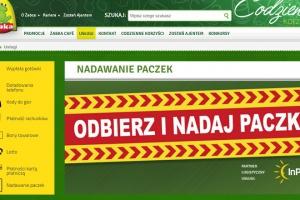 Żabka Polska z usługą odbioru i nadawania przesyłek. Partnerem InPost