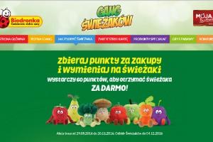 Maskotki za zakupy o wartości 600 zł w nowej promocji Biedronki