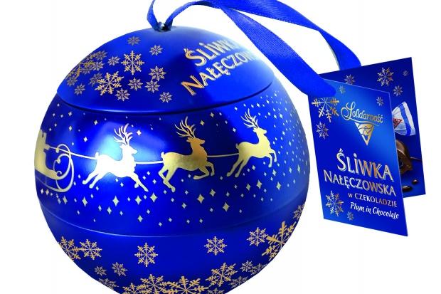 Słodkości od Goplany i Solidarności w świątecznym wydaniu
