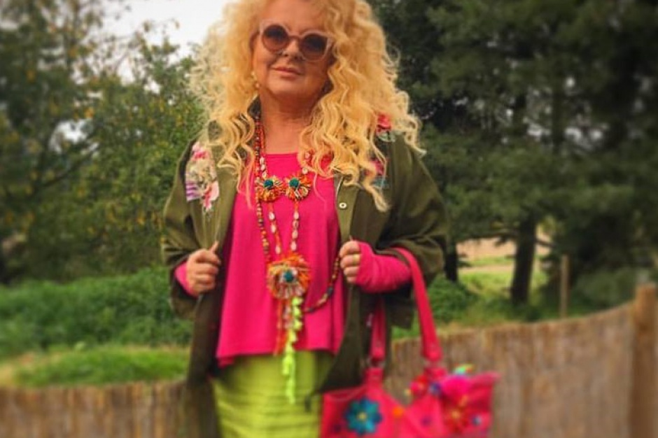Magda Gessler stawia na modę. Ubrania jej projektu trafią do sprzedaży