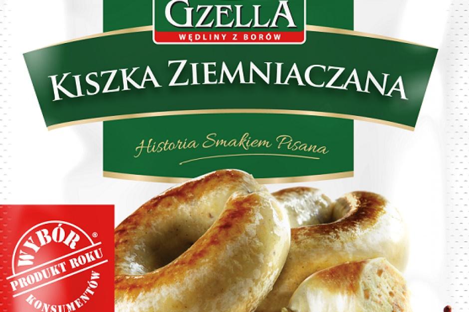 Kiszka Ziemniaczana firmy Gzella