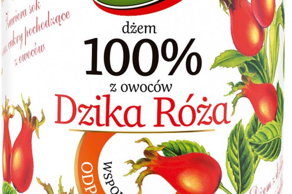 Dżemy z funkcją prozdrowotną od marki Łowicz