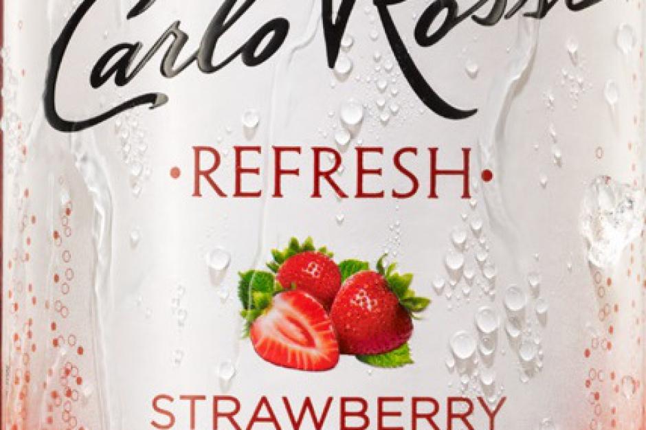 Owocowe orzeźwienie z nowym Carlo Rossi Refresh