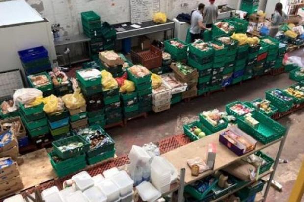 W Anglii ruszył pierwszy supermarket z resztkami
