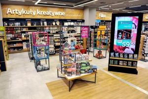 Salony Empik zmienią się w Future Store