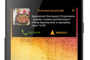 Rusza aplikacja mobilna Głodny w Trasie