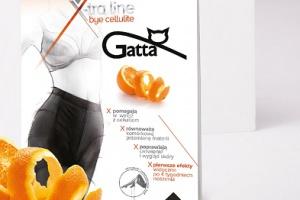Justyna Steczkowska ponownie w reklamie rajstop marki Gatta