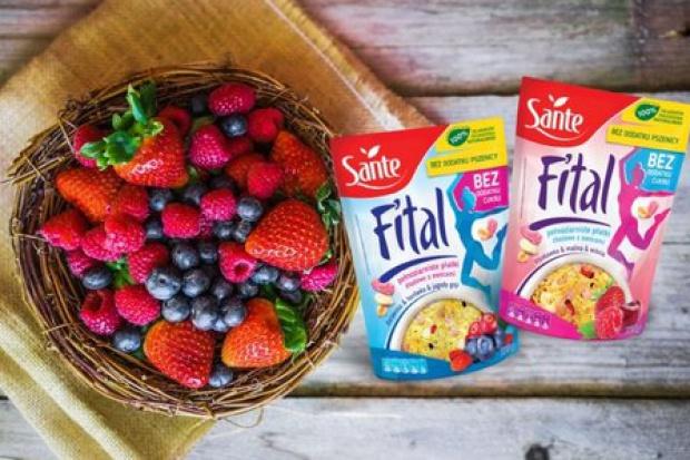 Sante Fital - płatki dla aktywnych kobiet