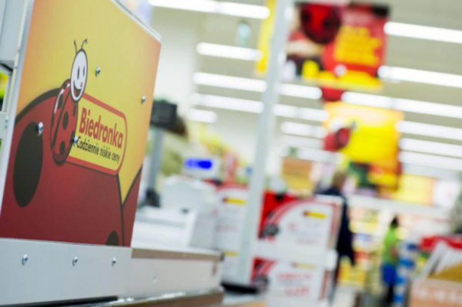 Biedronka po raz drugi w tym roku podwyższa płace pracownikom