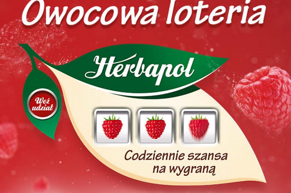 Herbapol-Lublin wspiera sprzedaż loterią