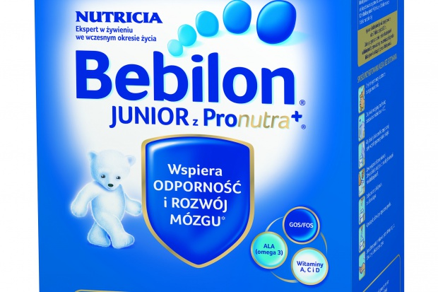 Bebilon JUNIOR 5 z Pronutra+ od marki Nutricia