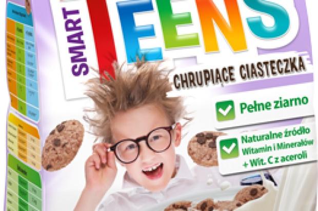 Chrupki zbożowe Sante Smart Teens
