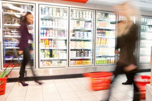 Sklepy ogólnospożywcze stanowią 23 proc. wszystkich placówek handlowych