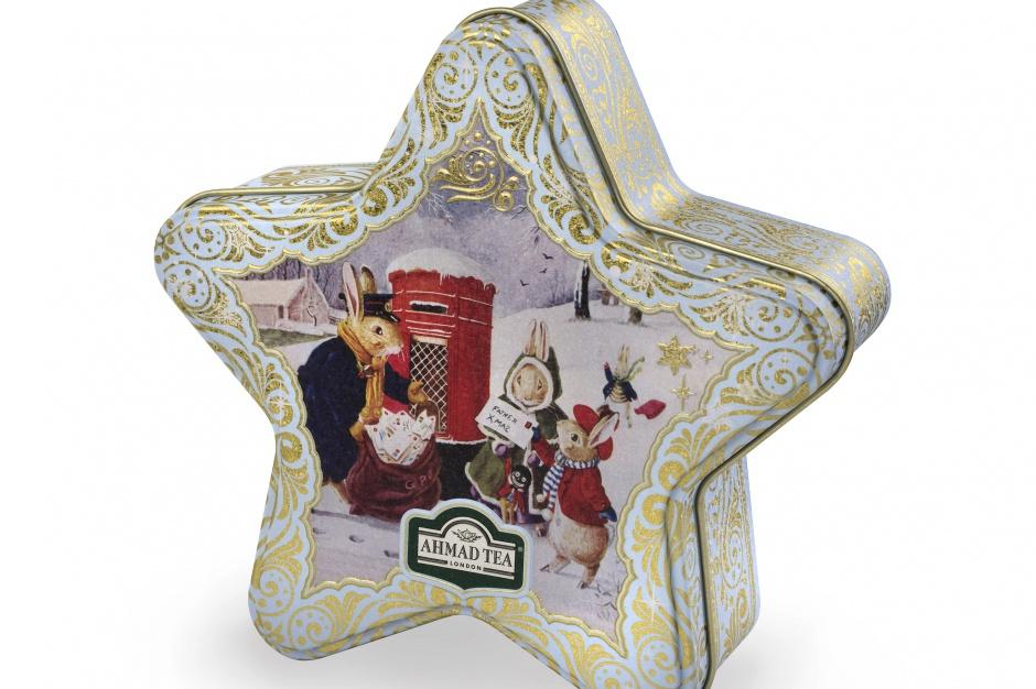 Świąteczna kolekcja marki Ahmad Tea London