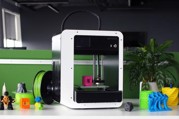 Domowa drukarka 3D w hipermarketach Auchan