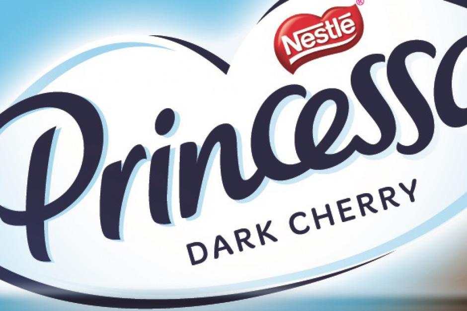Nestlé wprowadza na rynek wafelek Princessa Dark