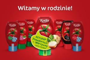 Pomidorowo-Warzywny ketchup Kotlin