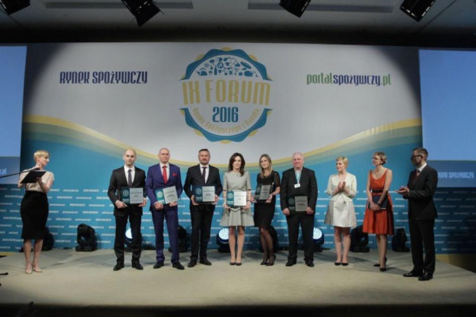 Wręczono Nagrody Rynku Spożywczego 2016