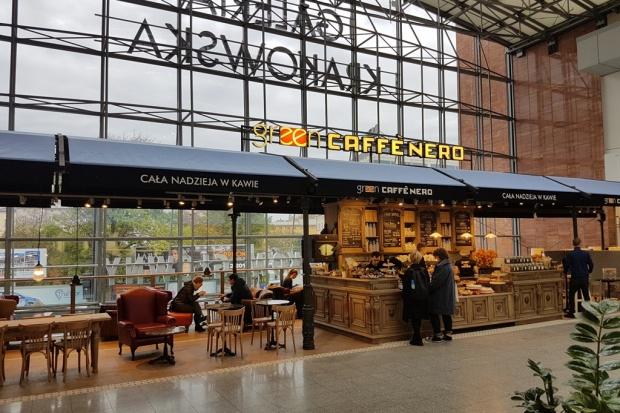 Green Cafe Nero z 1. lokalizacją w Krakowie