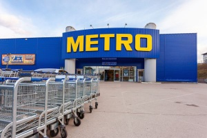 Sprzedaż Metro Cash and Carry na poziomie 29 mld euro