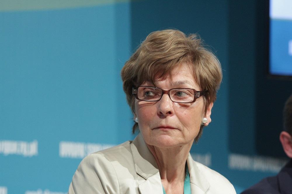 Urszula Kłosiewicz-Górecka o hurcie na FRSiH: Szybsi zjedzą opieszałych