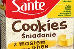 Sante wprowadza na rynek ciastka śniadaniowe z beta-glukanami