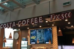 Costa Coffee wchodzi z nowym konceptem do Polski
