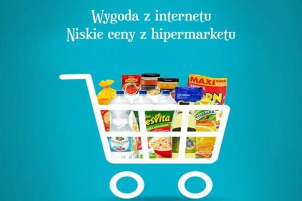 Żywność wchodzi do asortymentu e-sklepu Carrefour