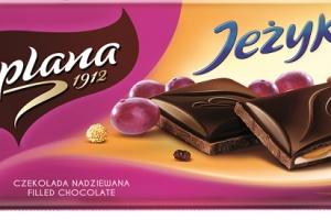 Nowości od Goplany – Grześki i Jeżyki w tabliczce czekolady