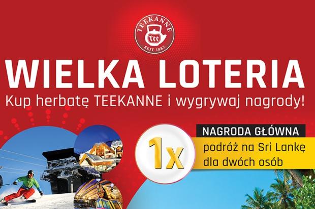 Teekenne Polska uruchamia loterię konsumencką