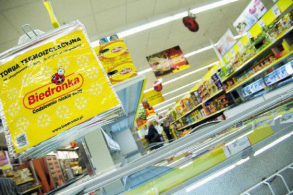 Biedronka uruchomi 100 sklepów w 2016 roku