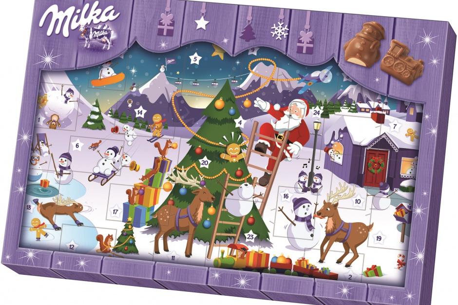 Milka startuje ze świąteczną kampanią