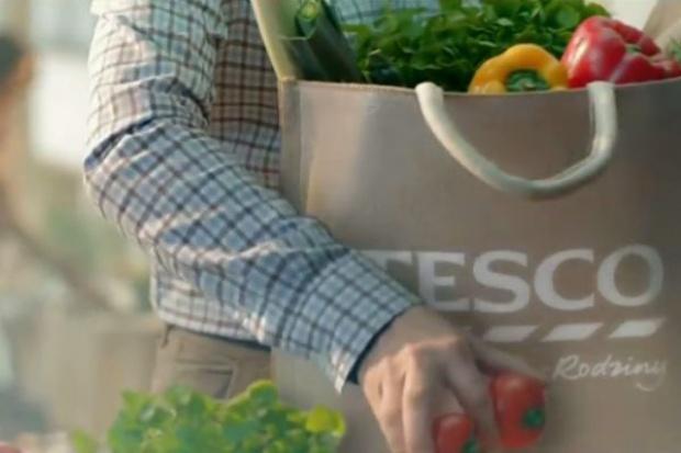 Slogan reklamowy Tesco na wokandzie