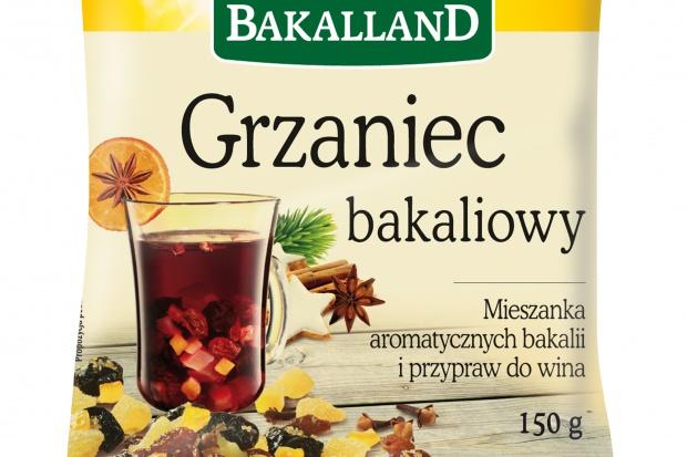 Grzaniec bakaliowy – sezonowa innowacja od Bakalland