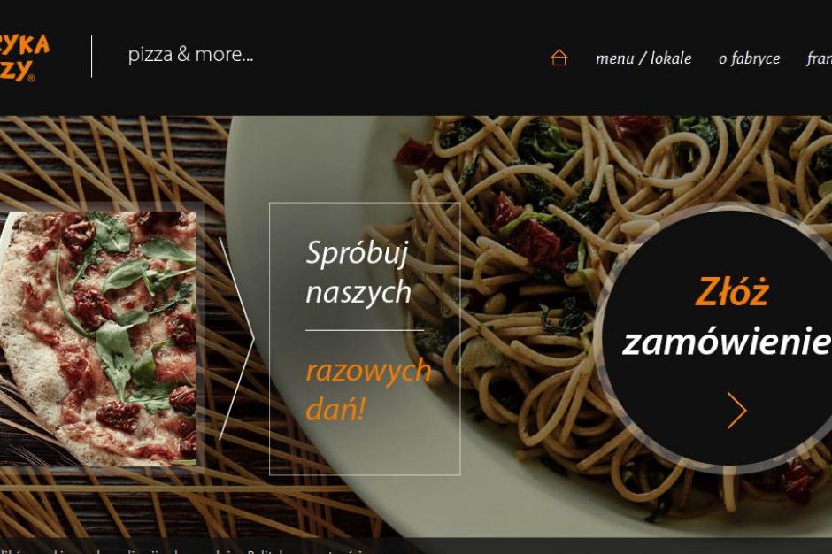 Sfinks myśli o budowie sieci franczyzowej w oparciu o Fabrykę Pizzy