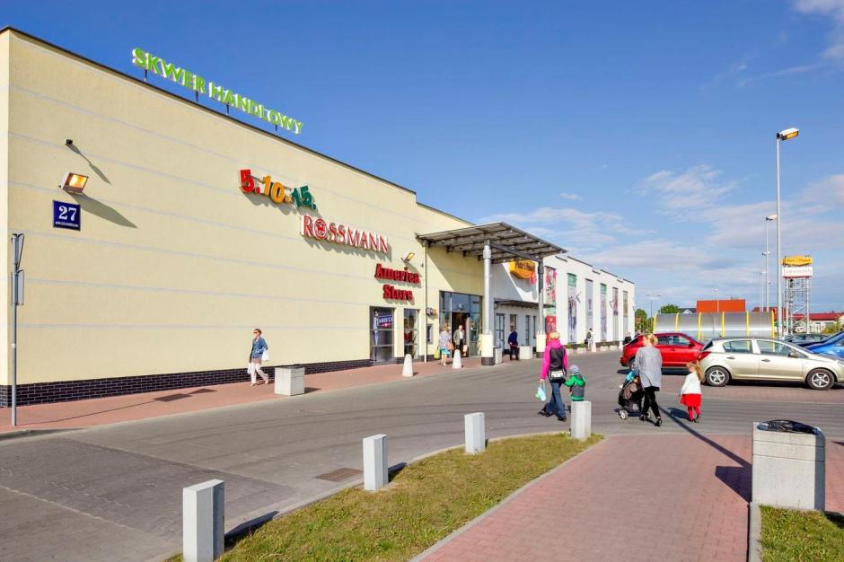 Jest chętny na centra handlowe, których najemcami są Tesco, Biedronka i Piotr i Paweł