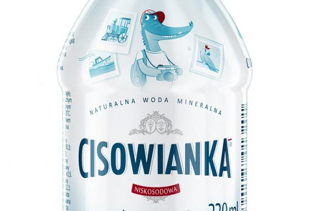 Woda dla dzieci Moja Pierwsza Cisowanianka